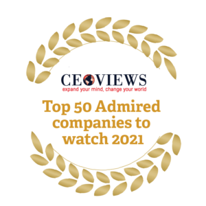 Top 50 Admired Companies To Watch 2021
