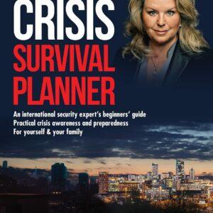 Book release: Your Urban CRISIS SURVIVAL PLANNER